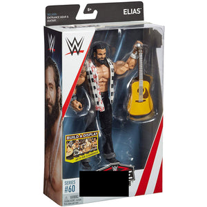 WWE Elite Collection Action Figure Series 60 The Drifter Elias Samson