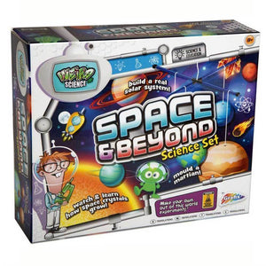 Weird Science Space and Beyond Science Activity Set