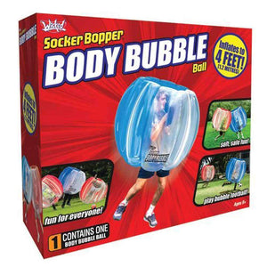 Wicked Socker Bopper Body Bubble Ball