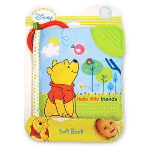Winnie The Pooh Hello Little Friends Soft Book
