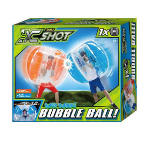 Zuru X-Shot Bubble Ball - Orange