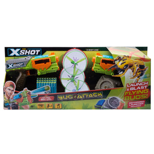 Zuru X-Shot Bug Attack Flying Bugs Double Pack