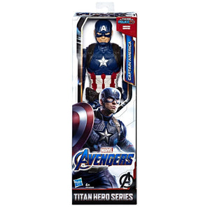 Avengers Titan Hero Movie Captain America 12 Inch Figure