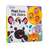 Baby Einstein Baby Einstein Pop Goes the Zebra - Buy Online