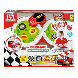 Bburago Junior Ferrari Infinity Race Set