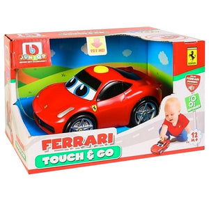 Bburago Junior Touch & Go Ferrari 458 Italia Car