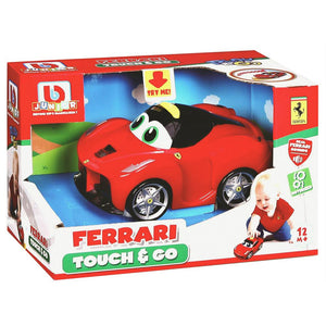Bburago Junior Touch & Go LaFerrari Car