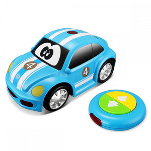 Bburago Junior Volkswagen Easy Play Remote Control Beetle Blue