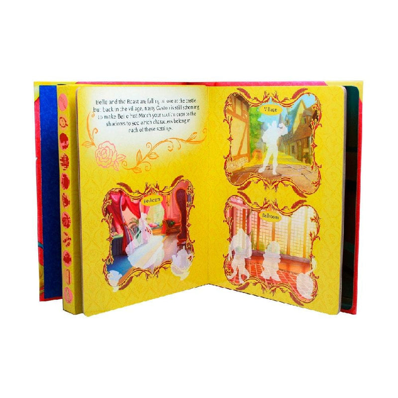Disney Disney Beauty and the Beast Stuck On Stories - Buy Online