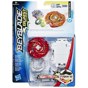 Beyblade Burst Turbo Switchstrike Starter Pack Regulus R3