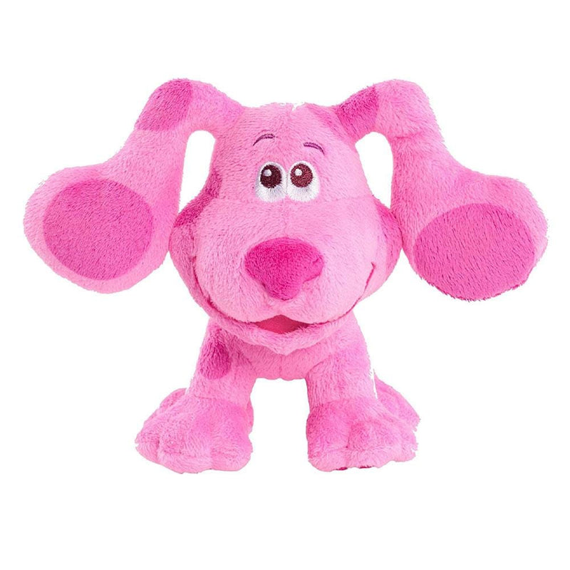 Blues Clues Blue's Clues and You Beanbag Plush Magenta - Buy Online