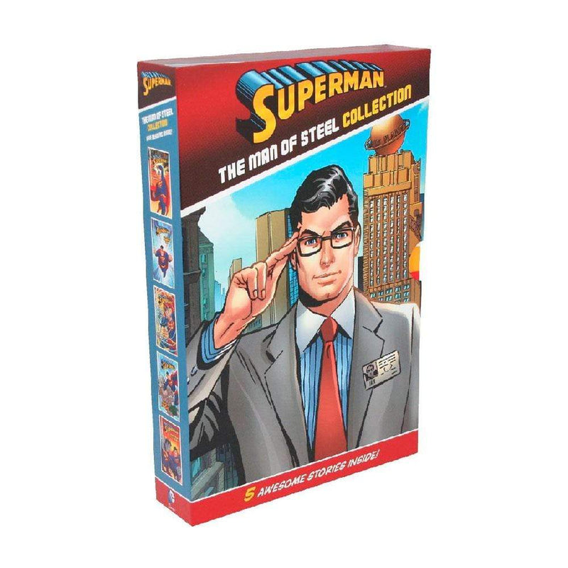 Dc Comics Superman Man Of Steel Collection Shop At Toy Universe Aus