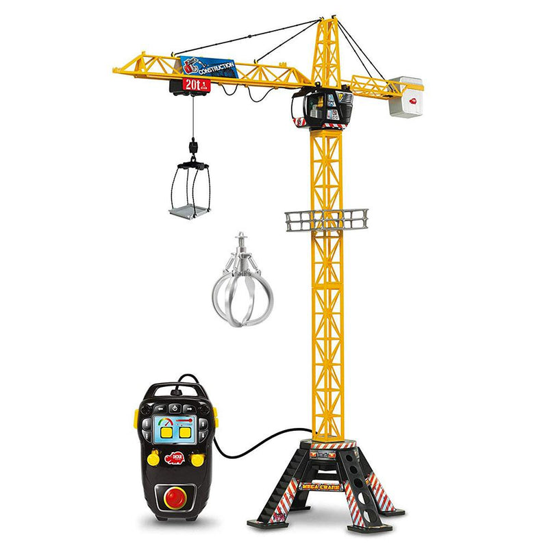 Buy Dickie Toys Remote Control Mega Crane Set at Toy Universe Australia