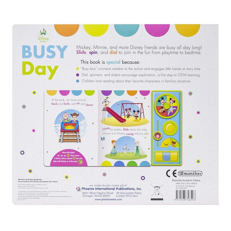 Buy Disney Baby Busy Day at Toy Universe Australia