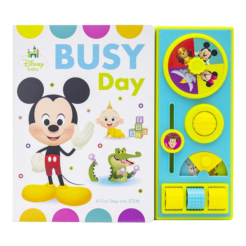 Disney Baby Busy Day | Shop Online at Toy Universe