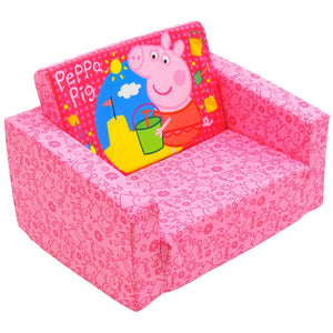 Peppa Pig Holidays Flip Out Sofa for Kids