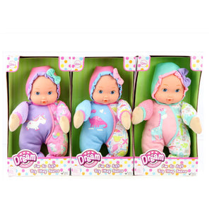 I'm So Soft Baby Dolls - Assorted Colours