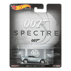 Hot Wheels 007 Spectre Aston Martin DB10