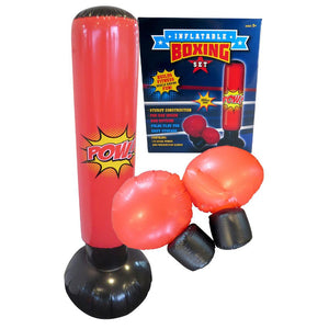Inflatable Boxing Set 160cm of thumping fun