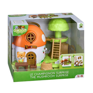 Klorofil The Mushroom Surprise House