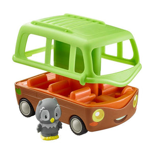 Klorofil Adventure Bus Playset