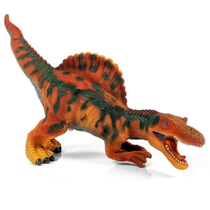 Large Vinyl Feeding Spinosaurus Dinosaur with Sounds
