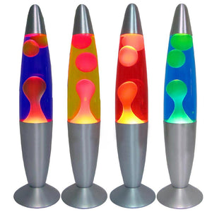 Lava Lamp 34cm - Assorted Colours