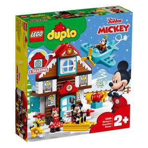 LEGO Duplo Mickey's Vacation House - 10889
