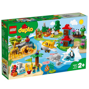 LEGO Duplo World Animals - 10907