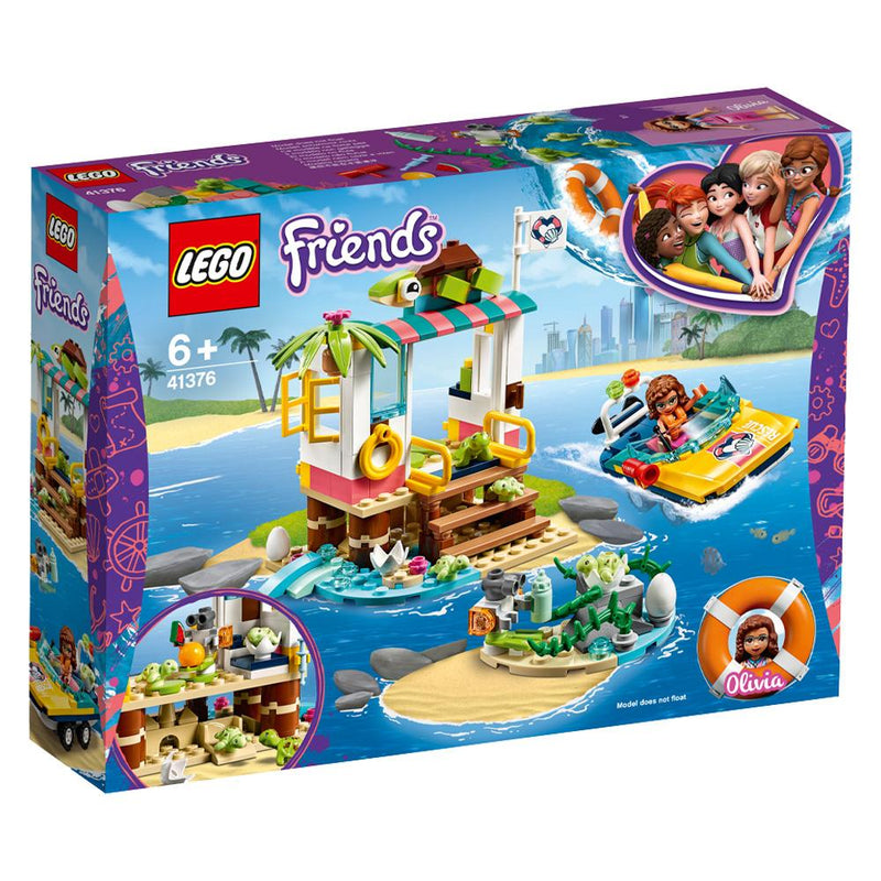2b2a3eaeb3d LEGO Friends Turtles Rescue Mission - 41381 | Buy Online at Toy Universe