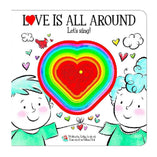 Books Love Is All Around Lets Sing Book - Buy Online