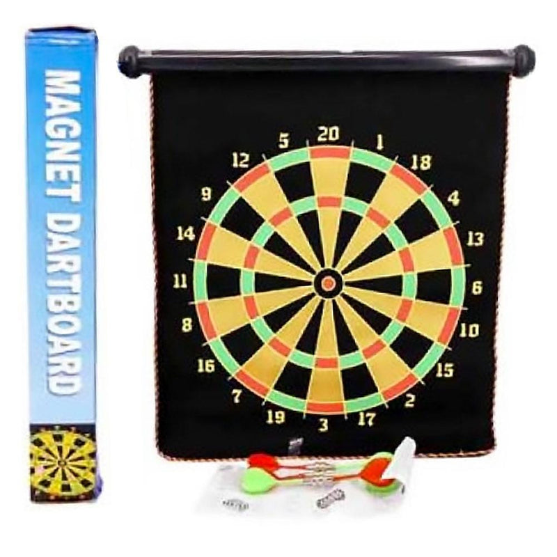 Toy Universe Brands Magnetic Dart Board Set - Buy Online