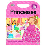 Books Magnetic Play Princesses - Buy Online