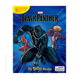 Books Marvel Black Panther My Busy Books - Buy Online
