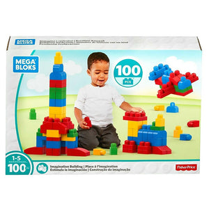 Mega Bloks Imagination Building 100-Piece Classic Box