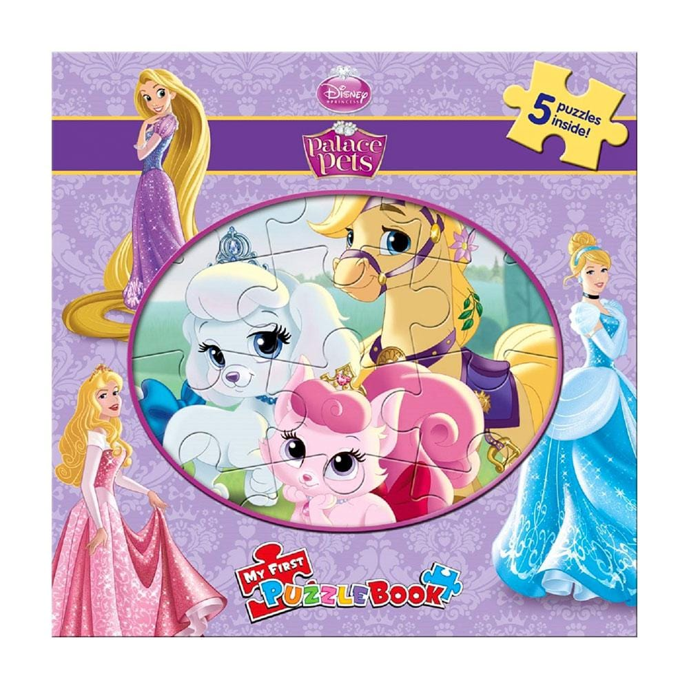 Disney Princess My First Puzzle Book Palace Pets - Buy Online