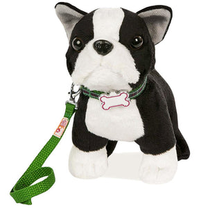 Our Generation 6-inch Puppy Boston Terrier