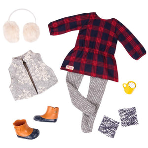 Our Generation Cocoa Cozy Doll Clothes