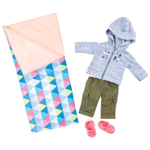 Our Generation Cozy Camper Dolls Clothes