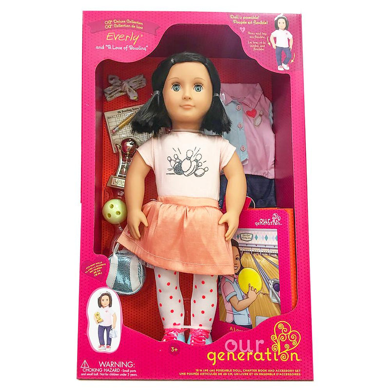 Our Generation Deluxe Doll - Everly