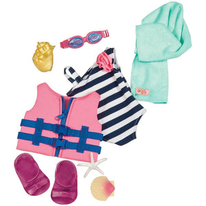 Our Generation Fun Day Sun Day Doll Clothes