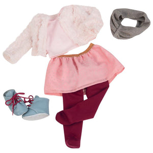 Our Generation It's Snow Snuggly! Doll Clothes