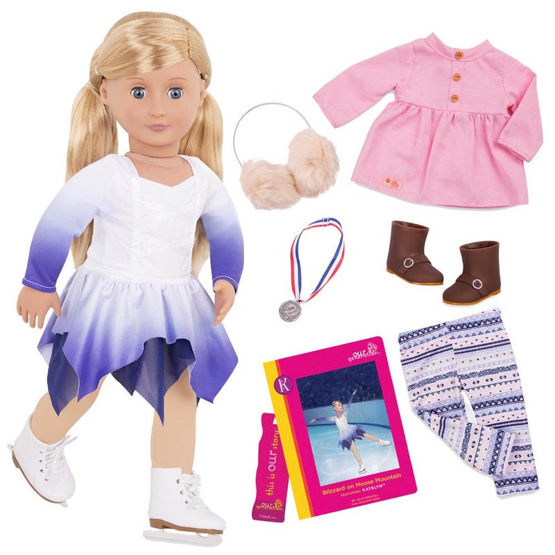 """18/"""" Doll HORSE RIDING Deluxe READ and PLAY SET Book+Outfit for American Girl Boy"""