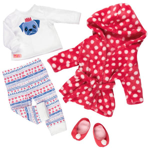 Our Generation Snuggle Up Doll Clothes