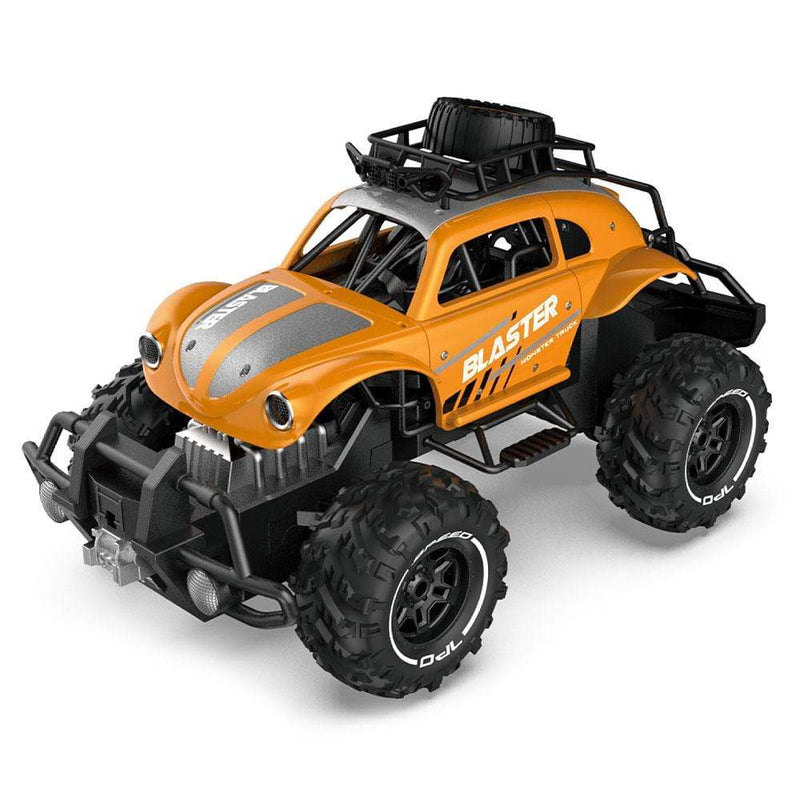 Rusco Racing Rusco Big Foot Baja Truck Orange VW Dirt Blaster Car - Buy Online