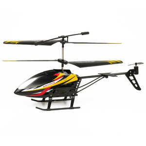 Rusco Flying RC Helicopter SkyHawk Yellow - 2.4GHz