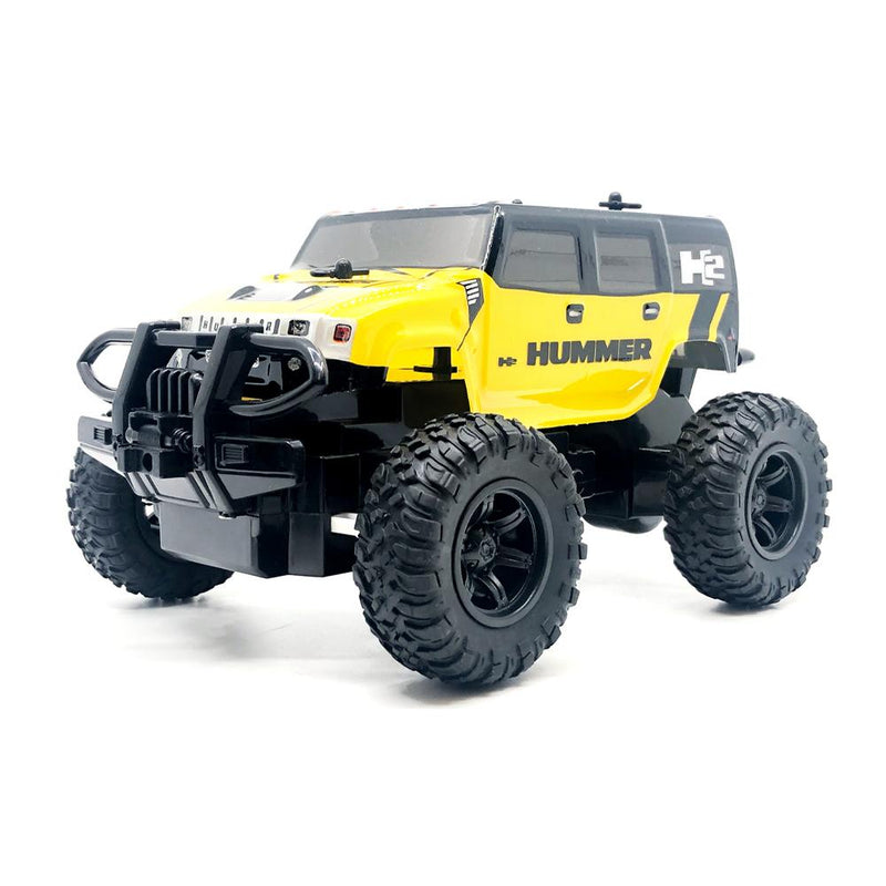 Rusco Racing Rc 1 24 Red Hummer Rc Car 2 4ghz Buy Online