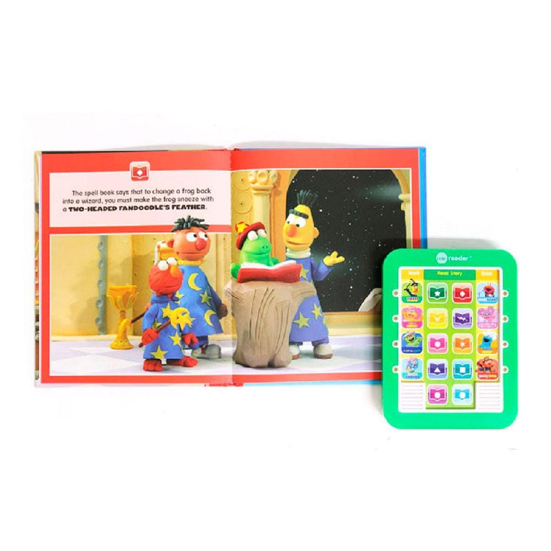 Sesame Street Sesame Street Me Reader Electronic Reader and 8-Book Library - Buy Online