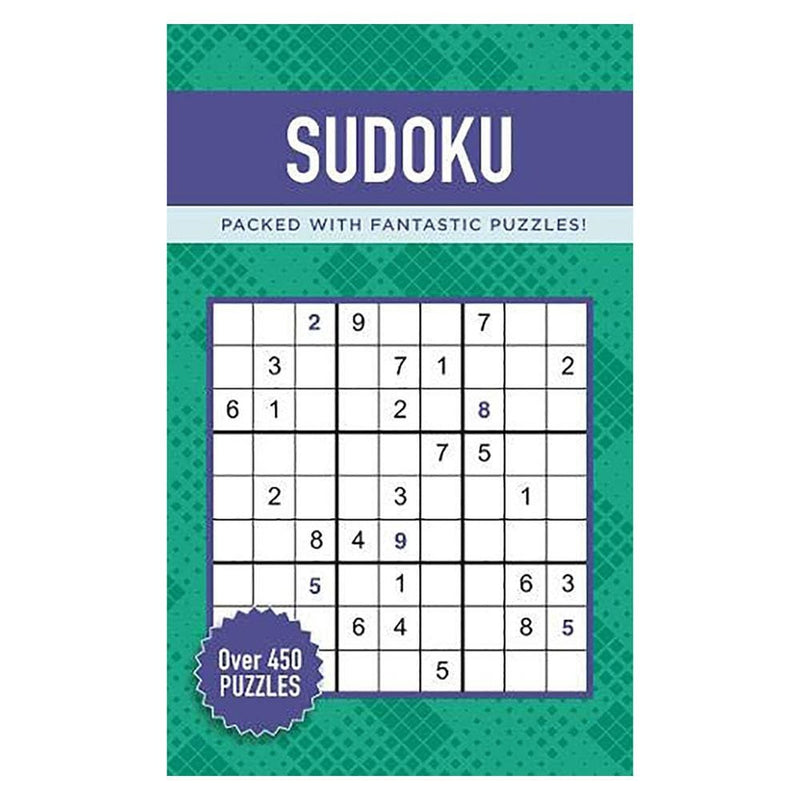 Books Sudoku Packed with Fantastic Puzzles - Buy Online
