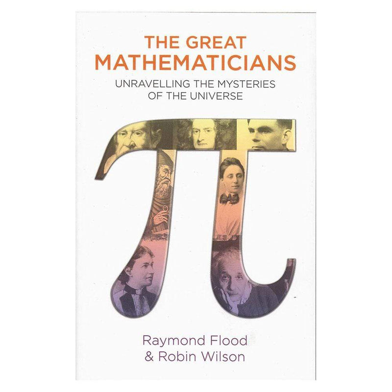 Books The Great Mathematicians Book - Buy Online